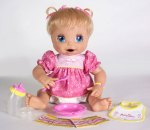 this doll and my easy bake oven were my all time fav toys!